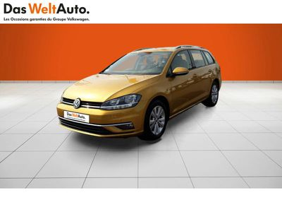 Volkswagen Golf Sw 1.6 TDI 115ch FAP BlueMotion Technology Confortline Business DSG7 occasion