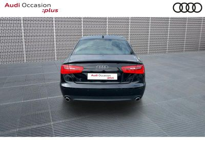AUDI A6 2.0 TDI 190CH ULTRA AMBITION LUXE S TRONIC 7 - Miniature 3