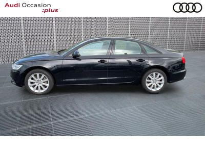 AUDI A6 2.0 TDI 190CH ULTRA AMBITION LUXE S TRONIC 7 - Miniature 2