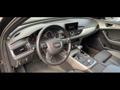 AUDI A6 2.0 TDI 190CH ULTRA AMBITION LUXE S TRONIC 7 - Miniature 4