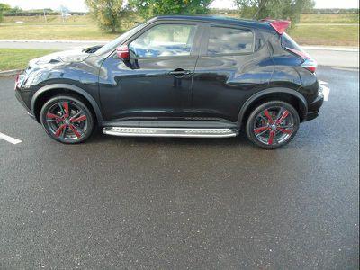 Nissan Juke 1.5 dCi 110ch Black Edition Euro6 occasion