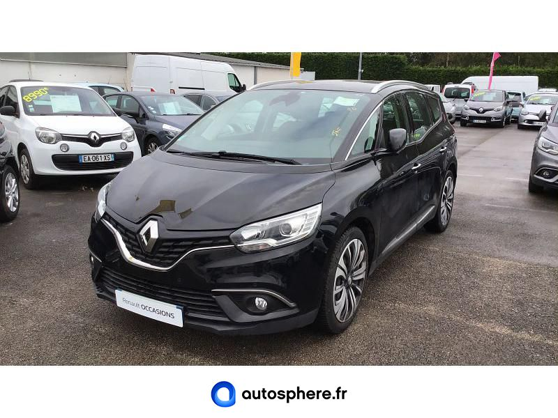 RENAULT GRAND SCENIC 1.5 DCI 110CH ENERGY BUSINESS 7 PLACES - Miniature 1
