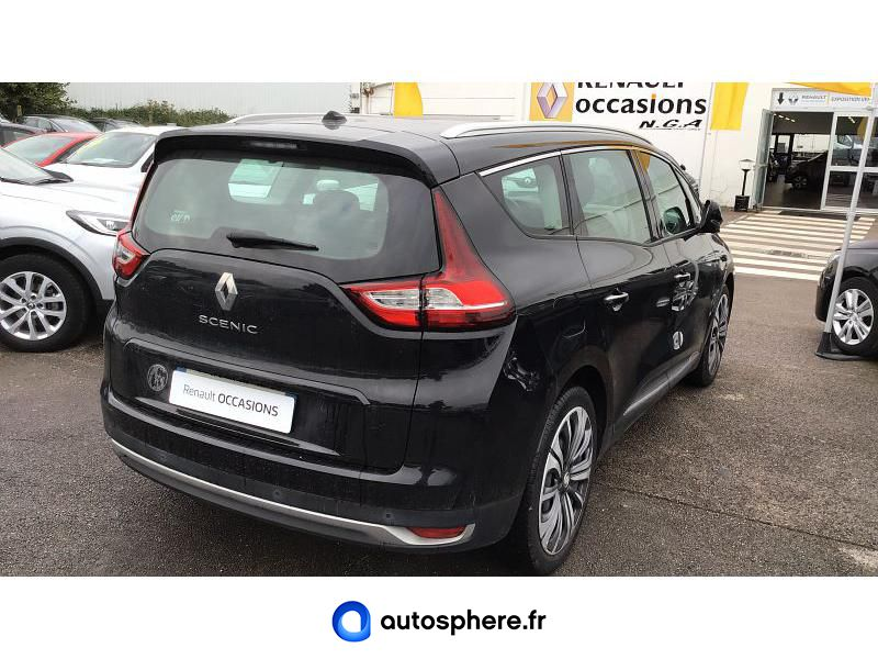 RENAULT GRAND SCENIC 1.5 DCI 110CH ENERGY BUSINESS 7 PLACES - Miniature 2