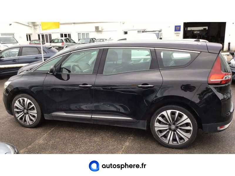 RENAULT GRAND SCENIC 1.5 DCI 110CH ENERGY BUSINESS 7 PLACES - Miniature 3