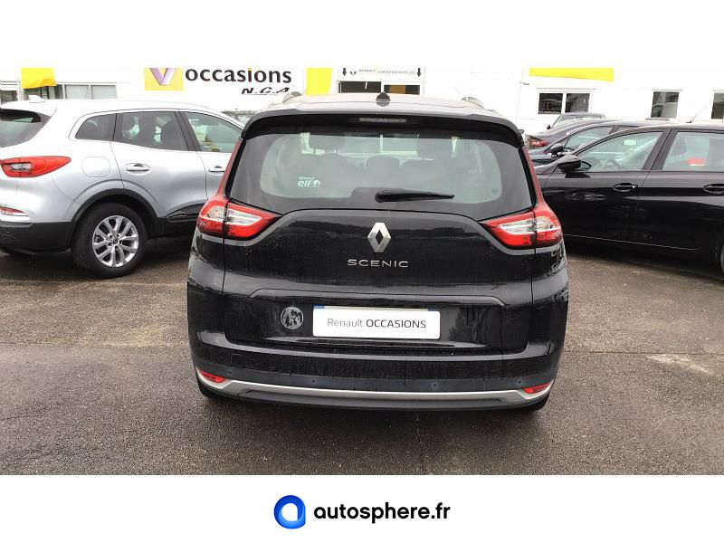 RENAULT GRAND SCENIC 1.5 DCI 110CH ENERGY BUSINESS 7 PLACES - Miniature 4