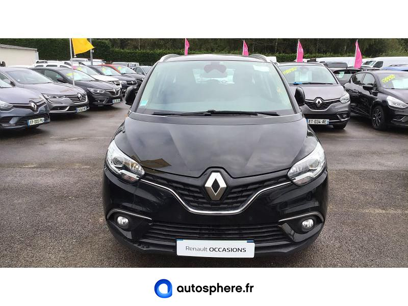RENAULT GRAND SCENIC 1.5 DCI 110CH ENERGY BUSINESS 7 PLACES - Miniature 5