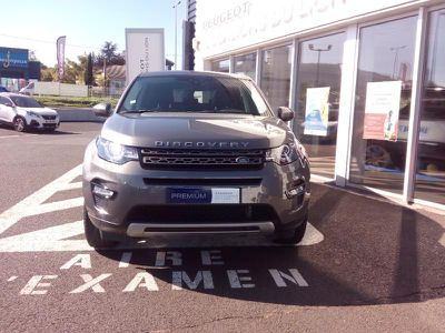 Land-rover Discovery Sport 2.0 TD4 180ch HSE AWD BVA Mark III occasion
