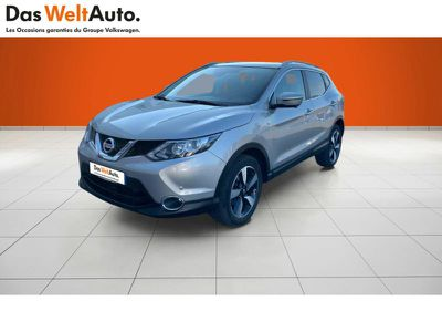 Nissan Qashqai 1.6L DIG-T 163ch Connect Edition occasion