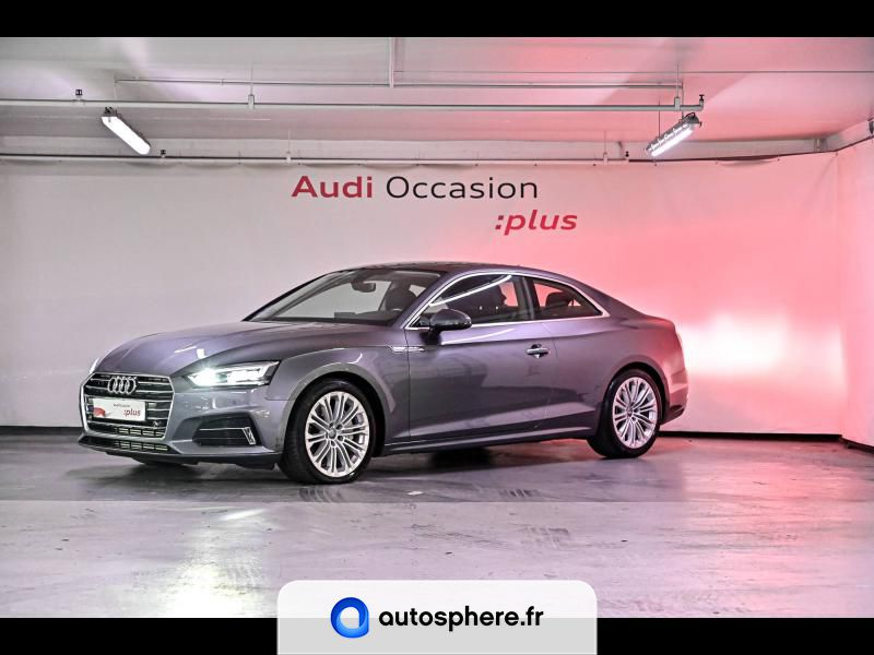 AUDI A5 2.0 TFSI 252CH DESIGN LUXE S TRONIC 7 - Photo 1