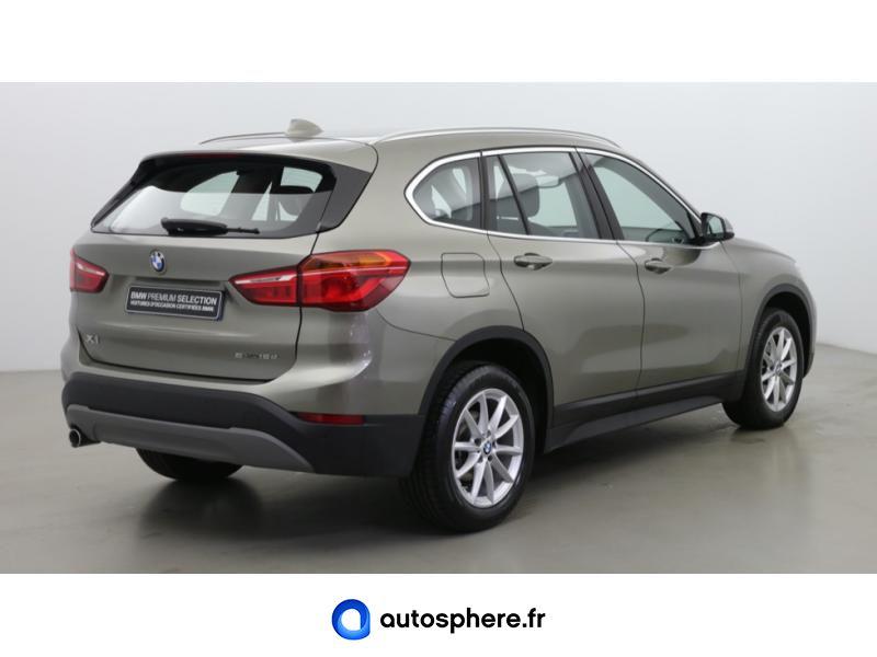 BMW X1 SDRIVE16D 116CH BUSINESS DESIGN EURO6C - Miniature 5