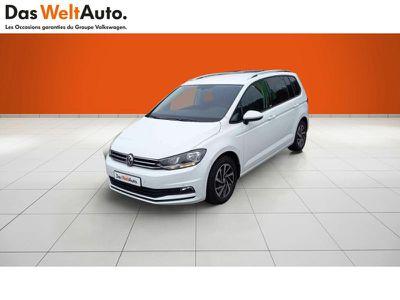 Volkswagen Touran 1.6 TDI 115ch BlueMotion Technology FAP Confortline 7 places occasion