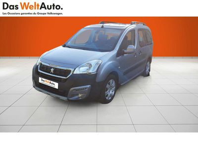 Peugeot Partner Tepee 1.6 BlueHDi 100ch Outdoor S&S occasion