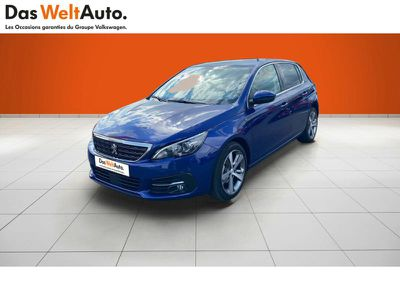 Peugeot 308 1.5 BlueHDi 130ch S&S Tech Edition EAT8 7cv occasion