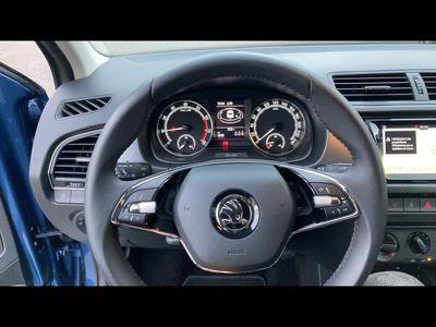 SKODA FABIA 1.0 TSI 95CH DRIVE 125 ANS EURO6D-AP - Miniature 4
