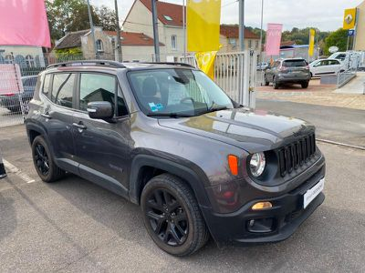 Jeep Renegade 1.6 MultiJet S&S 120ch Brooklyn Edition occasion