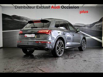 AUDI Q5 40 TDI 204CH QUATTRO S TRONIC 7 EURO6D-T - Miniature 4