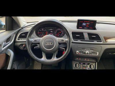 AUDI Q3 2.0 TDI 150CH AMBITION LUXE QUATTRO S TRONIC 7 - Miniature 4