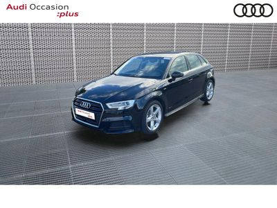 Audi A3 Sportback 35 TDI 150ch Sport S tronic 7 Euro6d-T 112g occasion