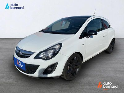 Opel Corsa 1.4 Turbo Twinport 120ch Cosmo Start&Stop 3p occasion