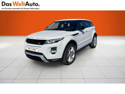 Land-rover Range Rover Evoque 2.2 Td4 Dynamic Mark I occasion