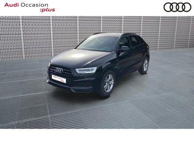 Audi Q3 2.0 TDI 184ch Midnight Series quattro S tronic 7 occasion