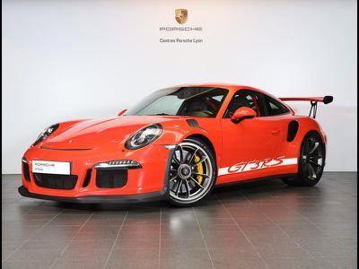 Porsche 911 Coupe 4.0 500ch PDK GT3 RS occasion