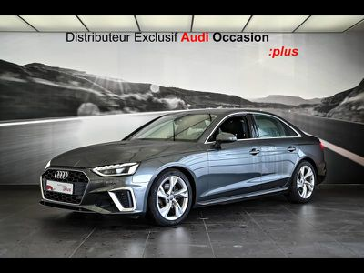 Audi A4 35 TFSI 150ch S line S tronic 7 occasion