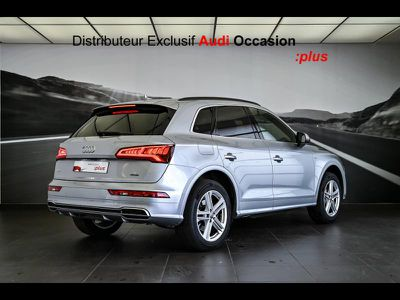 AUDI Q5 50 TFSI E 299CH S LINE QUATTRO S TRONIC 7 EURO6D-T 15CV - Miniature 2
