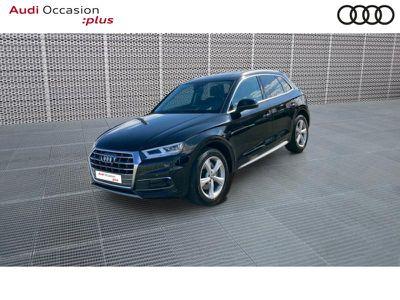 Audi Q5 35 TDI 163ch Avus S tronic 7 Euro6d-T 9cv occasion