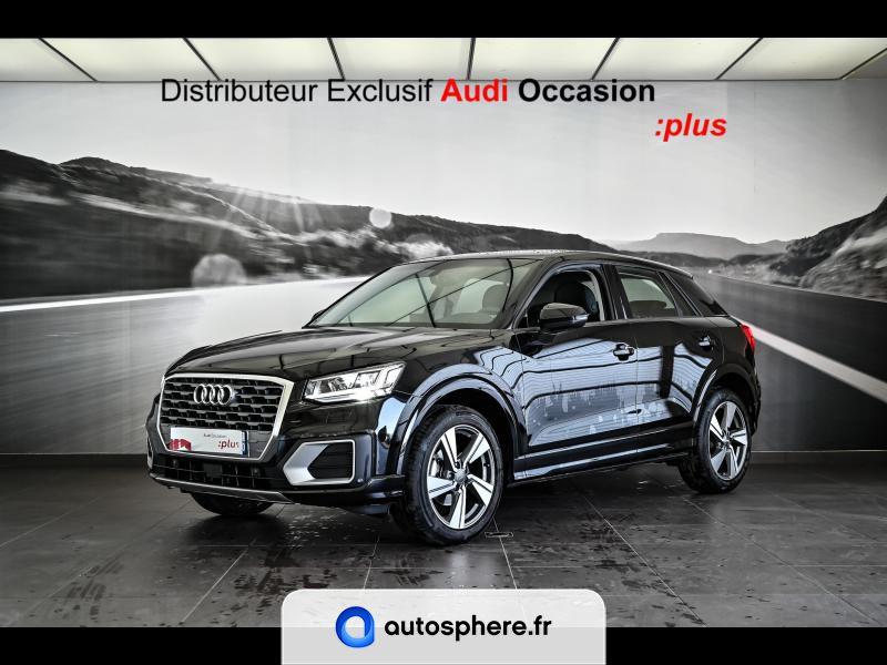 AUDI Q2 35 TFSI 150CH COD DESIGN LUXE S TRONIC 7 EURO6DT - Photo 1