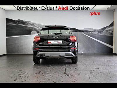 AUDI Q2 35 TFSI 150CH COD DESIGN LUXE S TRONIC 7 EURO6DT - Miniature 5