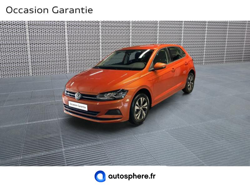 VOLKSWAGEN POLO 1.0 80CH LOUNGE EURO6DT - Photo 1