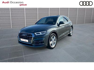 Audi Q5 35 TDI 163ch S line quattro S tronic 7 Euro6dT occasion