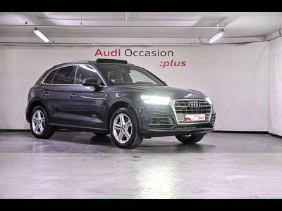 Audi Q5 50 TFSI e 299ch S line quattro S tronic 7 Euro6d-T 15cv occasion
