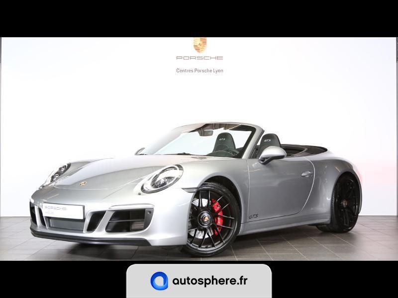 PORSCHE 911 CABRIOLET 3.0 450CH GTS PDK - Photo 1