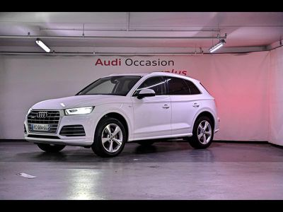 Audi Q5 2.0 TDI 190ch Design quattro S tronic 7 occasion