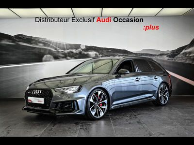 Audi Rs4 Avant 2.9 V6 TFSI 450ch quattro tiptronic 8 occasion