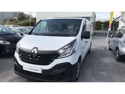 Renault Trafic L2H1 1300 1.6 dCi 125ch energy Grand Confort Euro6 occasion