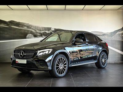 Mercedes Glc Coupe 350 e 211+116ch Sportline 4Matic 7G-Tronic plus occasion