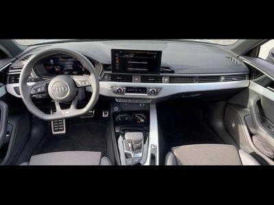 AUDI A4 AVANT 30 TDI 136CH S LINE S TRONIC 7 7CV - Miniature 4