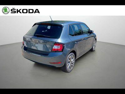 SKODA FABIA 1.0 TSI 95CH DRIVE 125 ANS EURO6D-T - Miniature 5