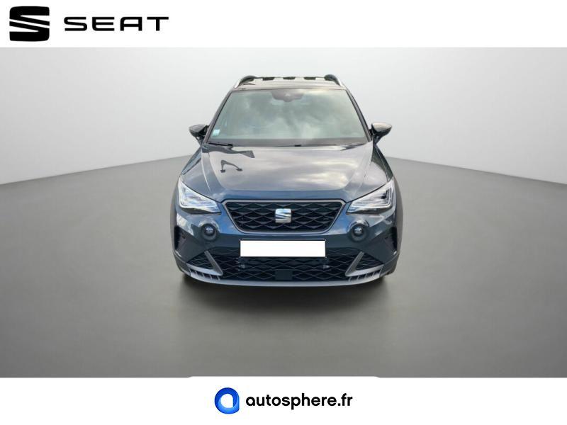 SEAT ARONA 1.0 ECOTSI 110CH START/STOP FR DSG EURO6D-T - Photo 1