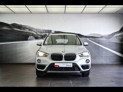 BMW X1 SDRIVE18I 140CH BUSINESS DESIGN - Miniature 4
