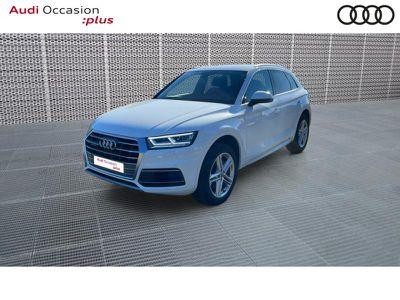 Audi Q5 2.0 TDI 190ch S line quattro S tronic 7 Euro6d-T occasion