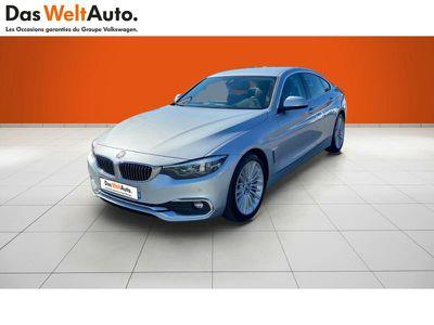 Bmw Serie 4 Gran Coupe 420dA 190ch Luxury Euro6d-T occasion