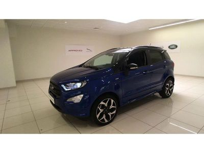 Ford Ecosport 1.0 EcoBoost 140ch ST-Line Euro6.2 occasion