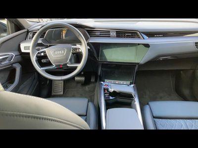 AUDI E-TRON S SPORTBACK 503CH E-QUATTRO SPORT - Miniature 4