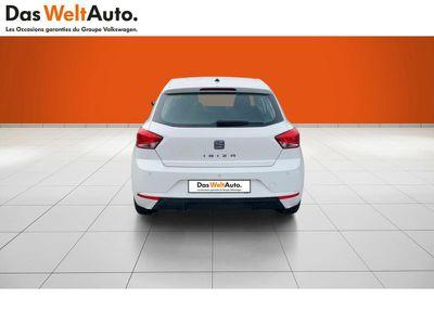 SEAT IBIZA 1.6 TDI 80CH START/STOP REFERENCE BUSINESS EURO6D-T - Miniature 5