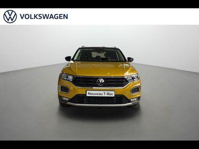 Volkswagen T-roc 1.0 TSI 110ch Active occasion