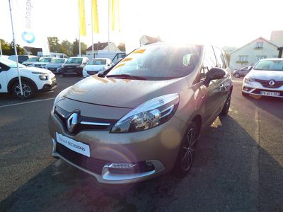 Renault Scenic 1.5 dCi 110ch energy Limited Euro6 2015 occasion